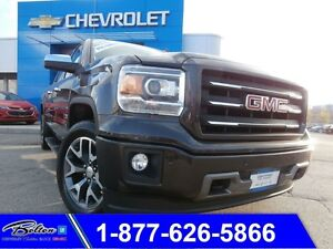 2014 GMC Sierra 1500 SLT All Terrain Crew Cab 4x4 - 4 New Tires