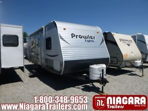 Prowler Travel Trailer | Buy Travel Trailers & Campers Locally in
