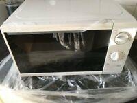700 Watt Microwave , 1.7 litre capacity