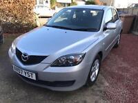 Mazda3 very low mileage