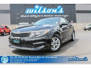 2018 Kia Optima LX  | HEATED SEATS | BLUETOOTH | KEYLESS ENTRY |
