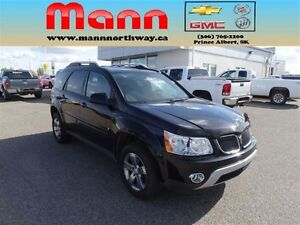 2008 Pontiac Torrent Pst paid, Remote start, Cruise control, Clo