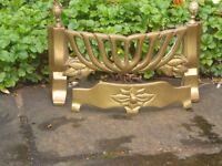 Brass Fire Front