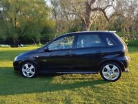 Vauxhall Corsa 1.4 SRI Manual Only 77K miles.