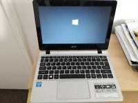 "ACER E11 13"" LAPTOP FOR SALE. Intel Celeron N2830 2.41Ghz 500GB HDD. Used Condition (like New)"