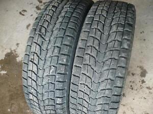 Two 215-70-16 snow tires  $70.00
