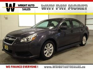 2013 Subaru Legacy 2.5i| AWD| HEATED SEATS| BLUETOOTH| 91,648KMS