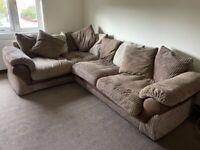 Large Corner Sofa FREE