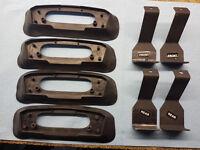 Whispbar Smartfoot fitting kit (K334) for VW Golf