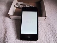 Iphone 4s 16gb black excellent condition Unlocked