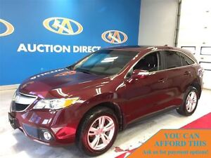 2014 Acura RDX AWD! V6! SUNROOF! LEATHER!