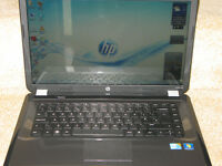 """HP i3 15.6"""" laptop new clean installation windows 7 plus more"""