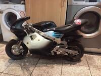 Mini and midi moto