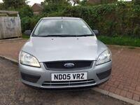 2005 Ford Focus 1.6 TDCi LX 5dr Manual @07445775115@