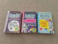 Books - Dork diaries- 3 of them