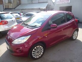 Ford KA Zetec,3 door hatchback,FSH,full MOT,very clean tidy car,runs and drives very well,great mpg