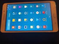 Samsung galaxy tablet 4 new condition