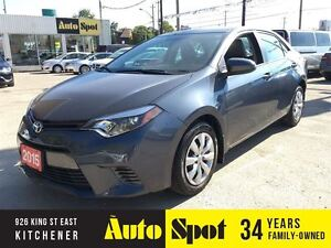 2015 Toyota Corolla LE/MAJOR CLEAROUT EVENT/PRICED FOR A QUICK S