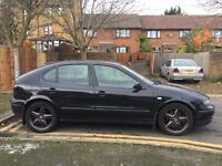 2001 - SEAT LEON TURBO CUPRA - NEEDS ENGINE
