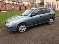 ****AUTOMATIC**** NISSAN ALMERA 1.8 E 5 DOOR HATCHBACK WITH FULL SERVICE HISTROY
