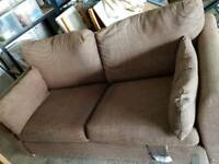 Large 2 seater sofa.
