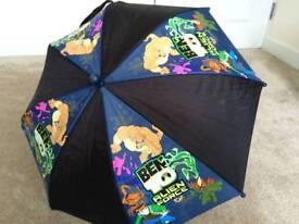 Ben 10 Alien Force Umbrella