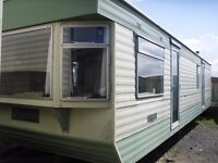 Atlas Woodland 34ftx10ft 2 bedrooms FREE DELIVERY!!!! over 50 static caravans to choose from.