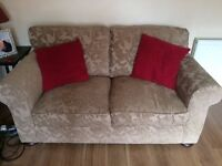 Sofas and Armchair suite