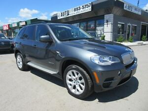 2013 BMW X5 35d  EXECUTIVE/COMFORT/TECH Pkg - Navigation AWD Pan