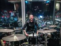 Drummer / Percussionist Available