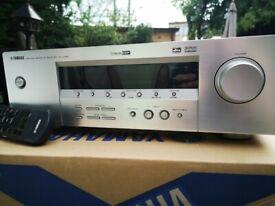 HOME CINEMA THEATRE SURROUND SOUND GALE 3040 FLOOR SPEAKERS Yamaha RX-V359 5.1 Receiver