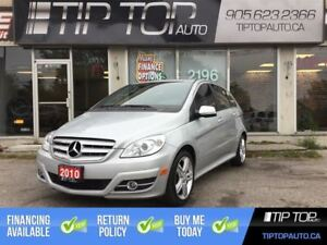 2010 Mercedes-Benz B-Class 200 Turbo ** Panoramic Sunroof, Bluet