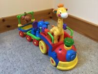 Fisher-Price Animal Train