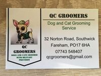 QC Groomers - Dog Grooming Professionally at Home from Groom Room