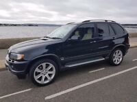BMW X5 4.6is Carbon Limited Edition 347bhp