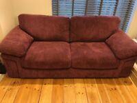 Harvey's sofa