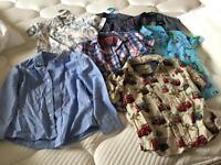 Boys shirts age 4