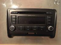 Audi concert car stereo