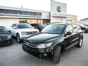 2015 Volkswagen Tiguan IT'S AN SUVW! Clean Carproof