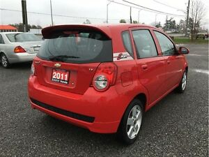 2011 Chevrolet Aveo LT 5-Door Kingston Kingston Area image 7