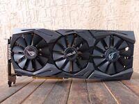 Asus GTX 1080 Strix for sale