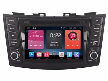 Radio navigatie suzuki swift dvd carkit android 6.0.1 dab+