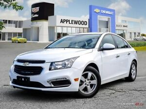 2015 Chevrolet Cruze 2LT LEATHER SEATING, SUNROOF, REAR VISIO...