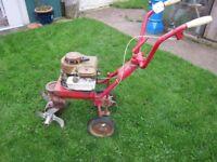 rotovator...spares or repairs
