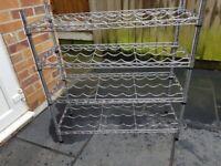 High quality BIGDUG wine rack