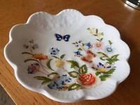Small bone China plate