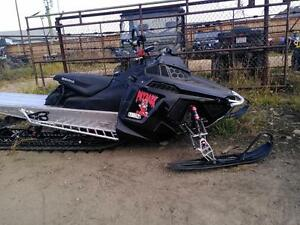 2011 Polaris Industries Rmk 800 Turbo