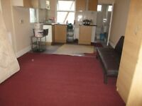 DSS WELCOME! AMAZING HUGE DOUBLE STUDIO FLAT WITH PRIVATE GARDEN NEAR ZONE 3/2 NIGHT TUBE & BUSES