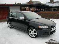 2010 Volvo V50 Estate R-Design, 11 month mot. £2,750. (P/X Welcome)