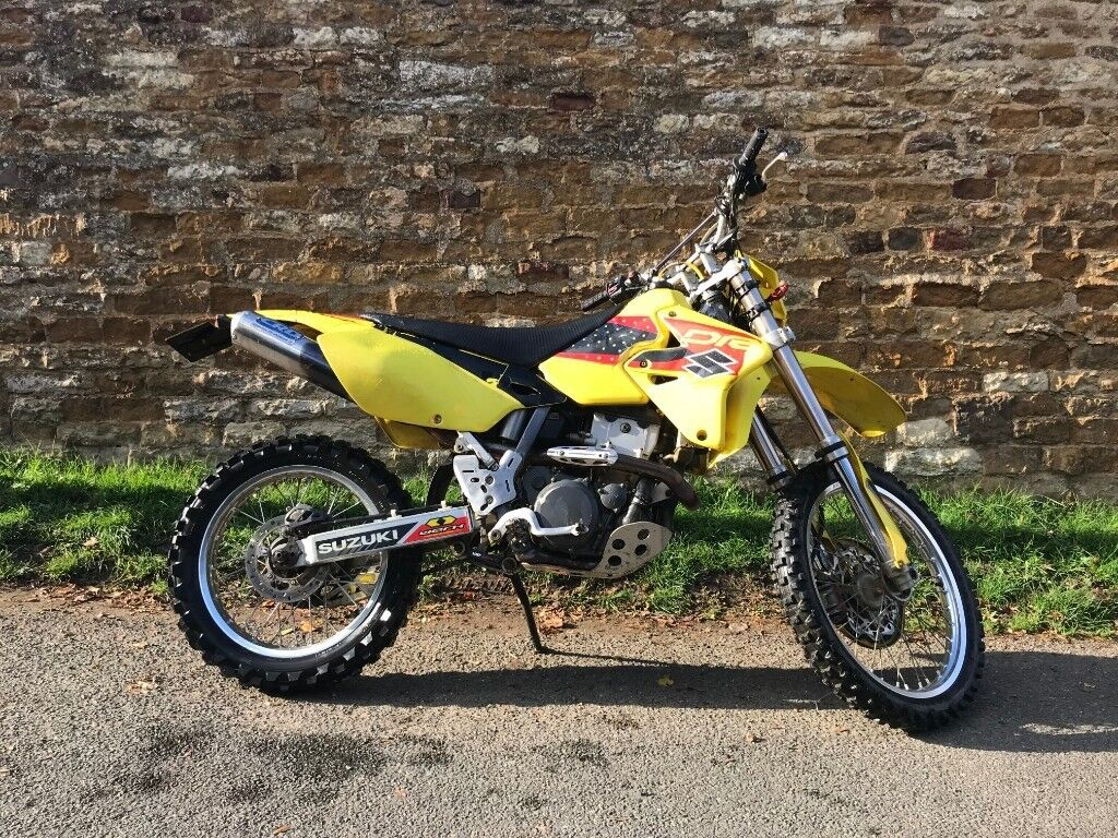2001 Suzuki DRZ400 E w/ supermoto and endure setups
